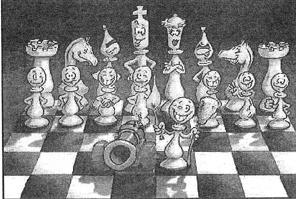 schaken voor beginners